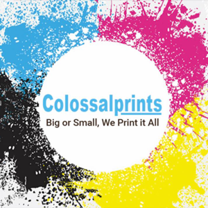 Logo for Colossal Prints